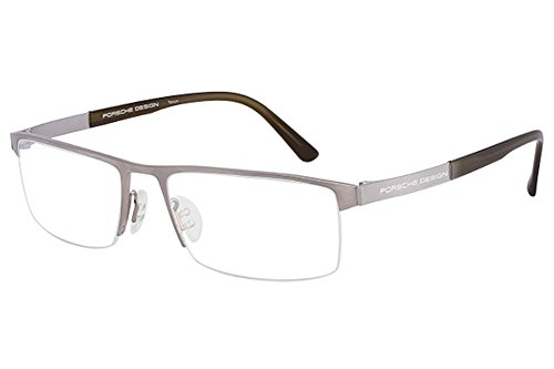 e7ecf9238094 Porsche Design Men s Eyeglasses P 8239 P8239 D Titanium Optical Frame 56MM  - Buy Online in UAE.