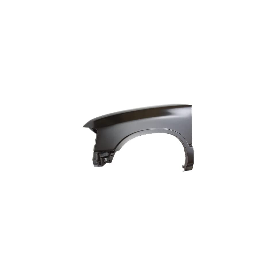 OE Replacement Isuzu Hombre Front Driver Side Fender Assembly (Partslink Number IZ1240121)