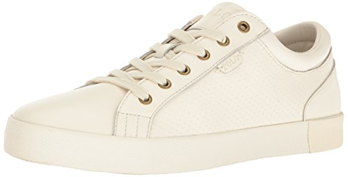 Ralph Lauren Men's Aldric, Cream, 12 D US