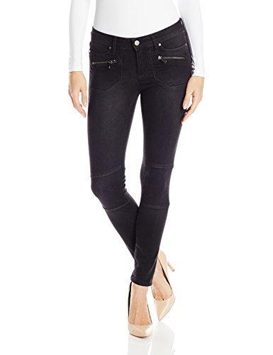 Amazon.com: Calvin Klein Jeans Moto Jean de mujeres con ...