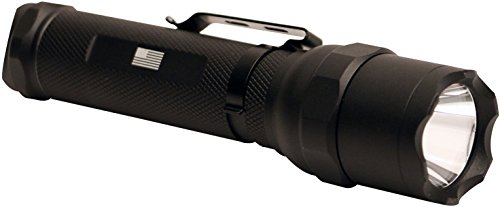 LA Police Gear Recon C1 850 Lumen Tactical Flashlight (Flashlight Police Equipment)