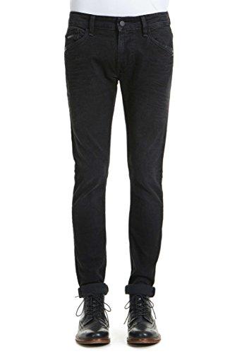 Guess Skinny Jeans Super Verwaschenes Schwarz