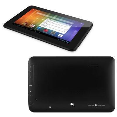 Ematic HD Dual-Core EM63BL 7-Inch 4 GB Tablet (Black)