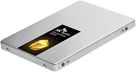 "SK hynix Gold S31 SATA Gen3 2.5 inch Internal SSD - 500GB SATA - Up to 560MB/S - Compact 2.5"" SSD Form Factor SK hynix SSD - Internal Solid State Drive"