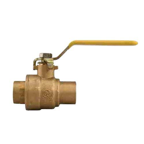 Watts Regulator Co. 0555114 1-1/2S 600 BRS BALL VLV FULLPORT