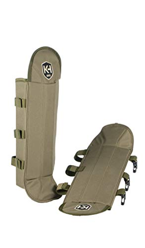 Knight & Hale Real Tree Snake Gaiters - OD Green