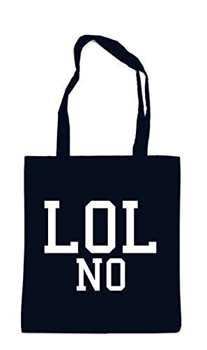 LOL No Bag Black