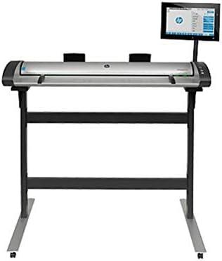 HP Designjet SD Pro - Escáner (1200 x 1200 DPI, alimentación de hojas, Negro, 39,62 cm (15.6