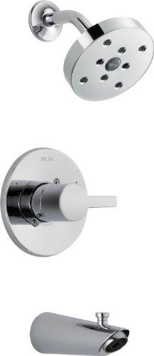 Delta Faucet T14461 Compel 14 Series MultiChoice Tub/Shower Trim, ()