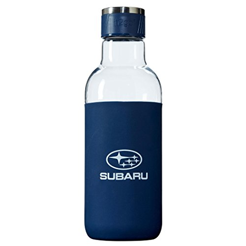 Genuine Subaru Logo 25 oz Neo Water Bottle Sti Wrx Forester Oubtack New Cup Mug by Subaru Gear