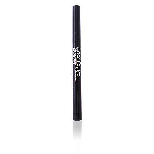 Bourjois Liner Feutre Eyeliner for Women, Noir, 0.02 Ounce ()