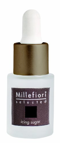 Millefiori Selected Water-soluble Aroma Oil Icing Sugar 15ml 33fi-15-001