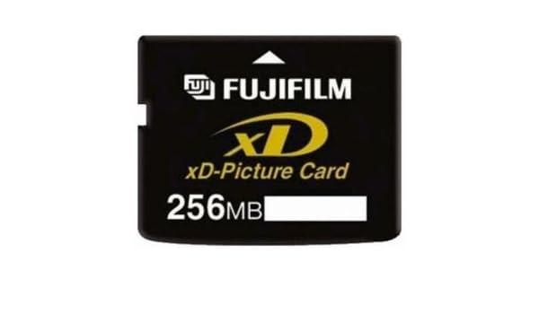 Fujifilm xD-Picture Card DPC-H256 (256MB) Memoria Flash 0,25 ...