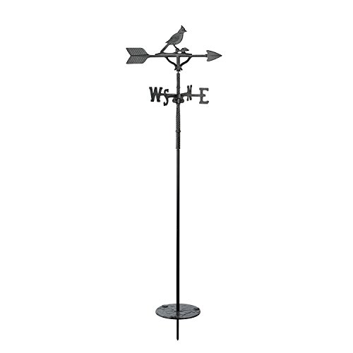 Cardinal Weathervane (Montague Metal Products 60