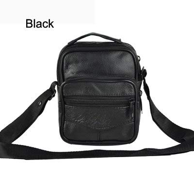 Amazon.com: Genuine Leather Handbags Men Tote Crossbody ...