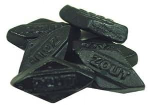 Licorice Diamonds - Salted, 2.2 lbs