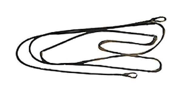 ZEBRA HYBRID STRING TAN//BLACK 56 IN.