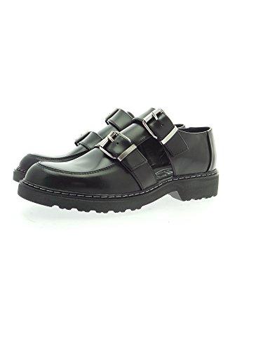 cordones negro Zapatos para de Cult mujer FwqvCHxn1