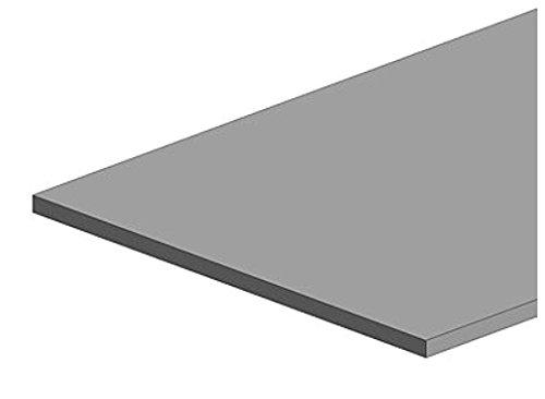 K&S Sheet 4''W X 10'' L 0.064 '' T Aluminum Boxed