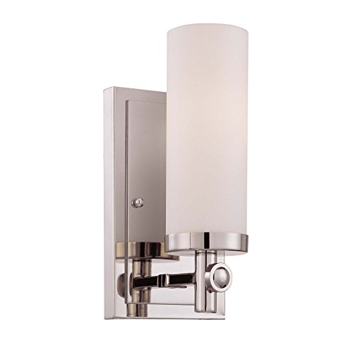 Savoy House Nickel Sconce - 9