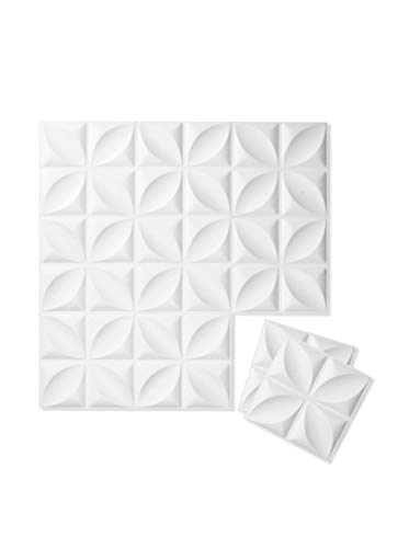 Inhabit Chrysalis Wall Flats - 3d Textured Wall Panels ()