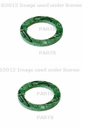 Set of 2 Seal GENUINE PORSCHE 944 924 968 94410692800