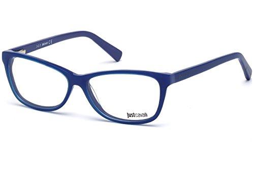 JUST CAVALLI Eyeglasses JC0609 056 Havana 53MM