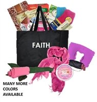 The Big Queasy Chemo Gift for Women- FAITH by Just Don't Send Flowers