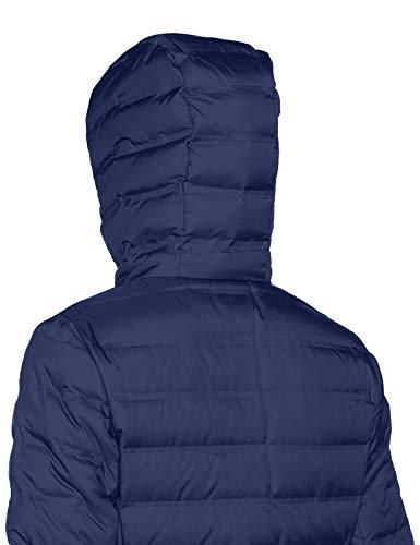 Jacket Blue Hooded Women's Nocturnal Lake 22 Columbia zI7a0Tn