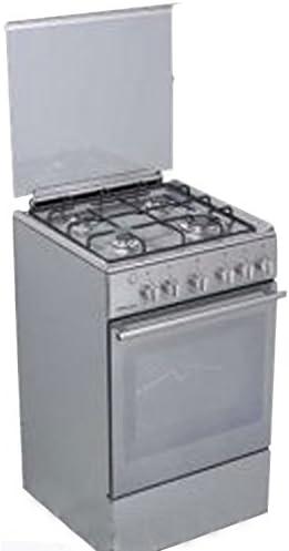 Bompani Bo543xa N Cucina A Gas 4 Fuochi Forno Elettrico Free Standing 50 X 50 Cm Amazon It Casa E Cucina
