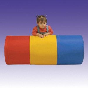 Cilindro Tricolo para Estimulación Temprana Marca Kids Colors, Medida: 40 x 40 x 100