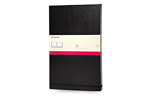 moleskine-art-plus-watercolor-album-a3-black-hard-cover-165-x-12-professional-folio-series