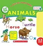 All About Animals Wipe-off (Leapfrog)