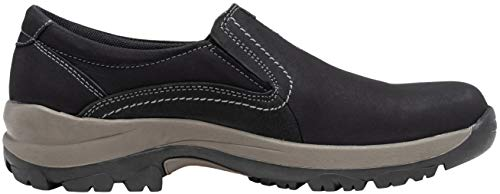 Pictures of JOUSEN Men's Slip On Loafers Jungle Black 10 M US 5