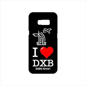 Fmstyles - Samsung S8 Plus Mobile Case - I love like DXB Dubai airport