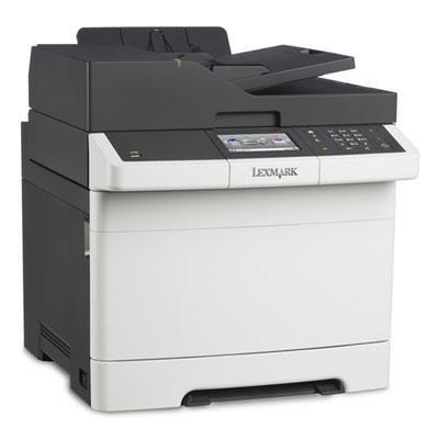 Lexmark CX410de Color Laser MF