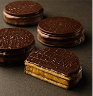 N.Y. リッチスカッチサンド&Wチョコレート