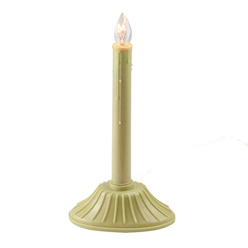 Dobar Holiday Essentials Electric Window Candle Lamp - 9.5