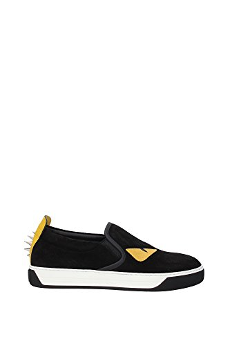 Shoes Man Fendi Bugs Shoes Fendi nero qwOSnTE