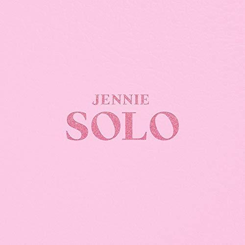 - Stone Music Entertainment Jennie Blackpink - Solo Photobook+CD+Postcard+Photocard+Double Side Folded Poster