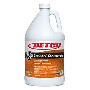Citrusolv by Betco Citrusolv Concentrate Degreaser 4 Gallon Case