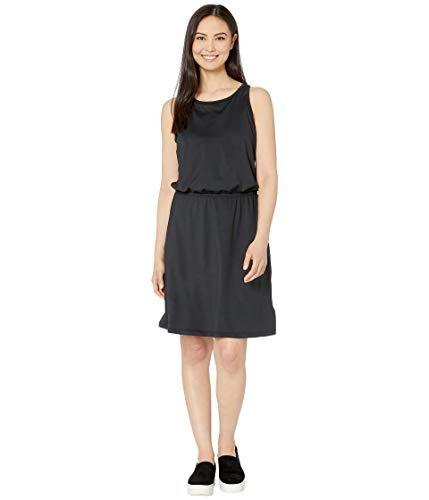 prAna Women's Mandoline Dress Black Medium