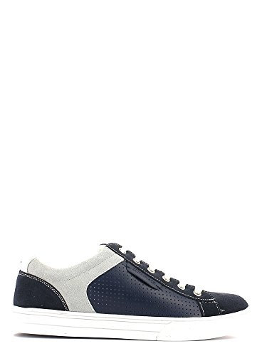 Lumberjack 1562 M01 Turnschuhe Man Navy Blue/White