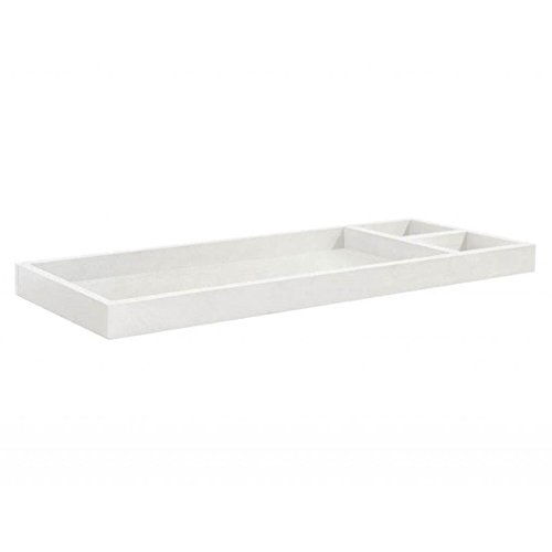 Million Dollar Baby Classic Universal Wide Removable Changing Tray (M0619), Dove