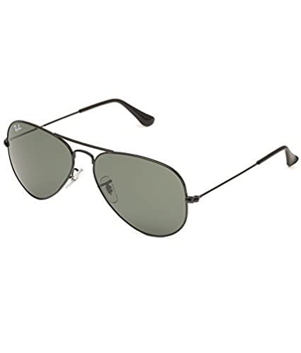 b8feed51663 Ray-Ban RB3025 L2823 Medium Size (58-14-135) Aviator Sunglasses  Amazon.in   Clothing   Accessories