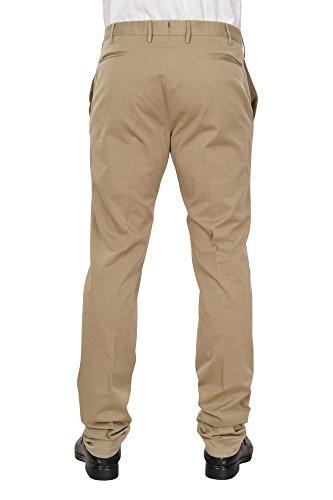 Incotex Pantalon Homme 54 Beige / Courtoy Taille normale Coupe régulière