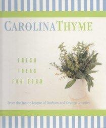 Carolina Thyme