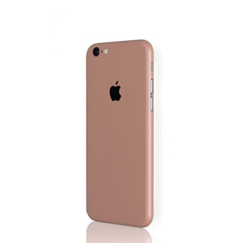 AppSkins Rückseite iPhone 6s Full Cover - Color Edition Rosé Gold