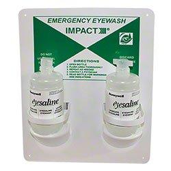 Zoom Supply OSHA Eye Wash Kit, Commercial-Grade Portable OSHA Portable OSHA Eye Wash Station -- Avoid OSHA Fines $$$ & Work Comp Lawsuits
