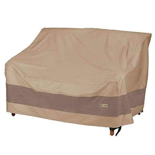 Duck Covers Elegant Patio Loveseat Cover, 54-Inch (Ultimate Furniture Patio)